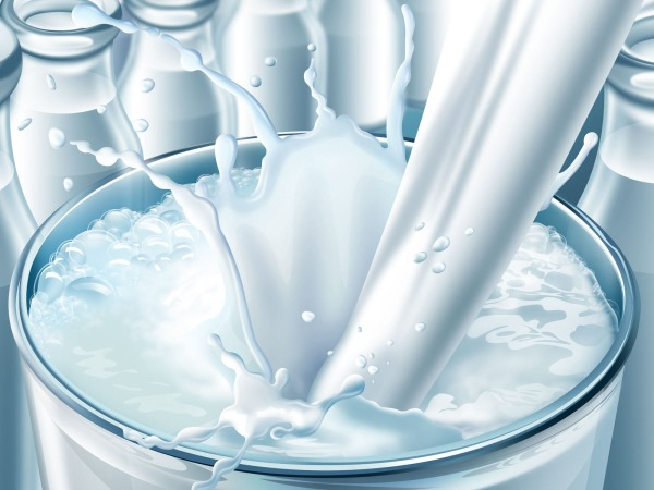 Uống sữa tươi giúp cơ thể có thêm dưỡng chất