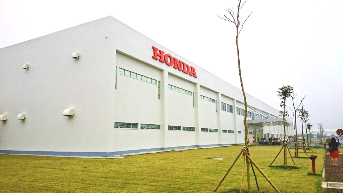 Kết quả hình ảnh cho Công ty Honda Việt Nam